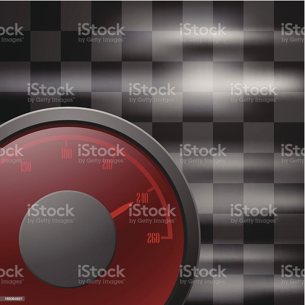 Abstract racing checkered background royalty-free stock vector art