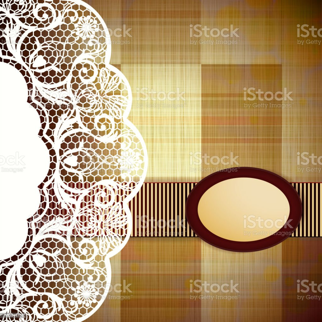 Abstract Retro Background. royalty-free stock vector art