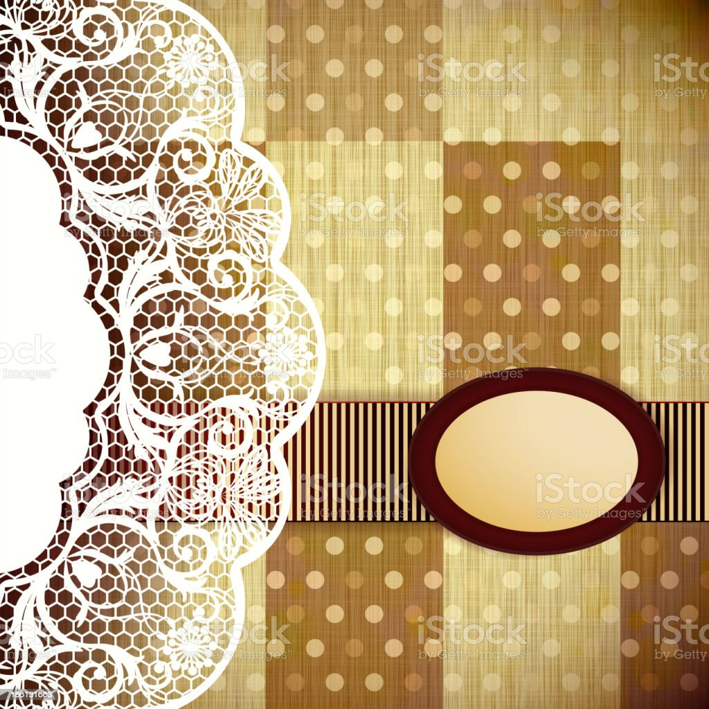 Abstract Retro Background. Vector Illustration. royalty-free stock vector art