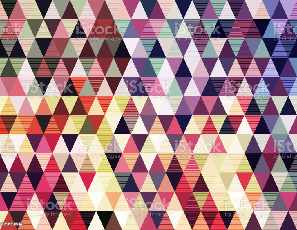 abstract rhombus background vector art illustration