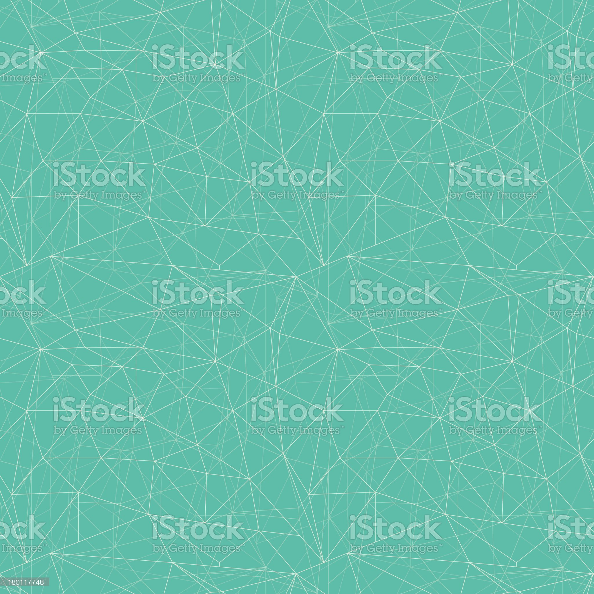 Abstract seamless geometric background royalty-free stock vector art