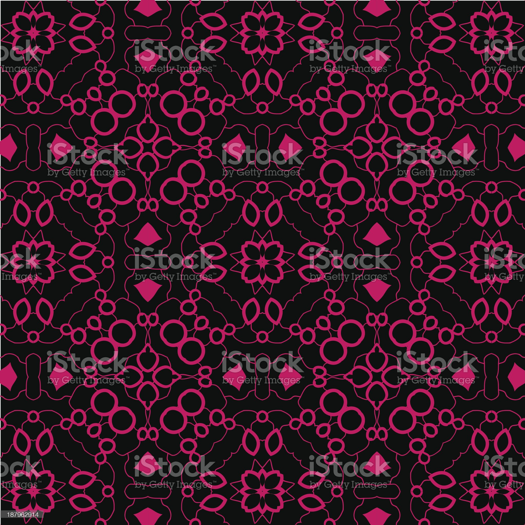 Abstract seamless pattern. Vector illustration royalty-free stock vector art