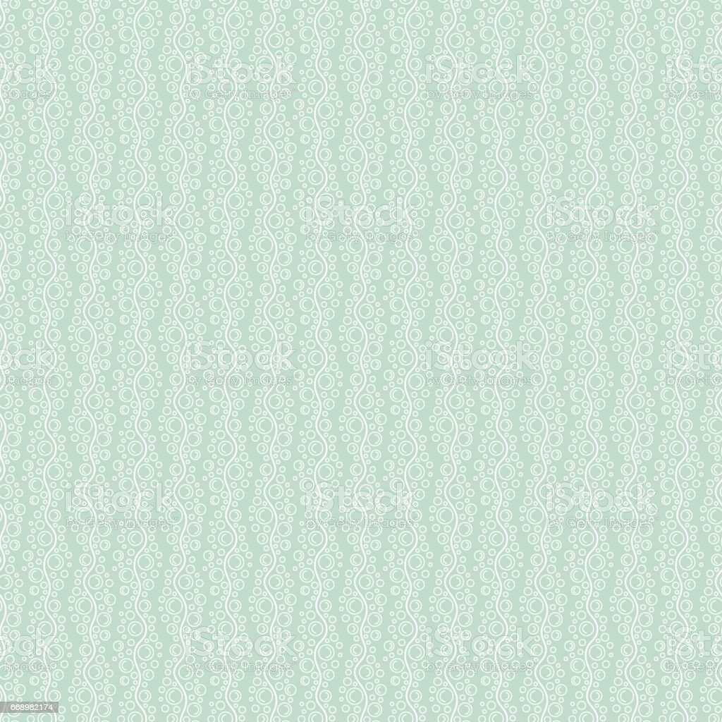 Abstract seamless pattern with stripes vector art illustration
