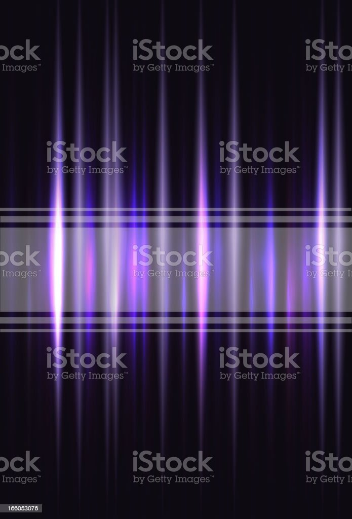 Abstract shiny backstage background royalty-free stock vector art