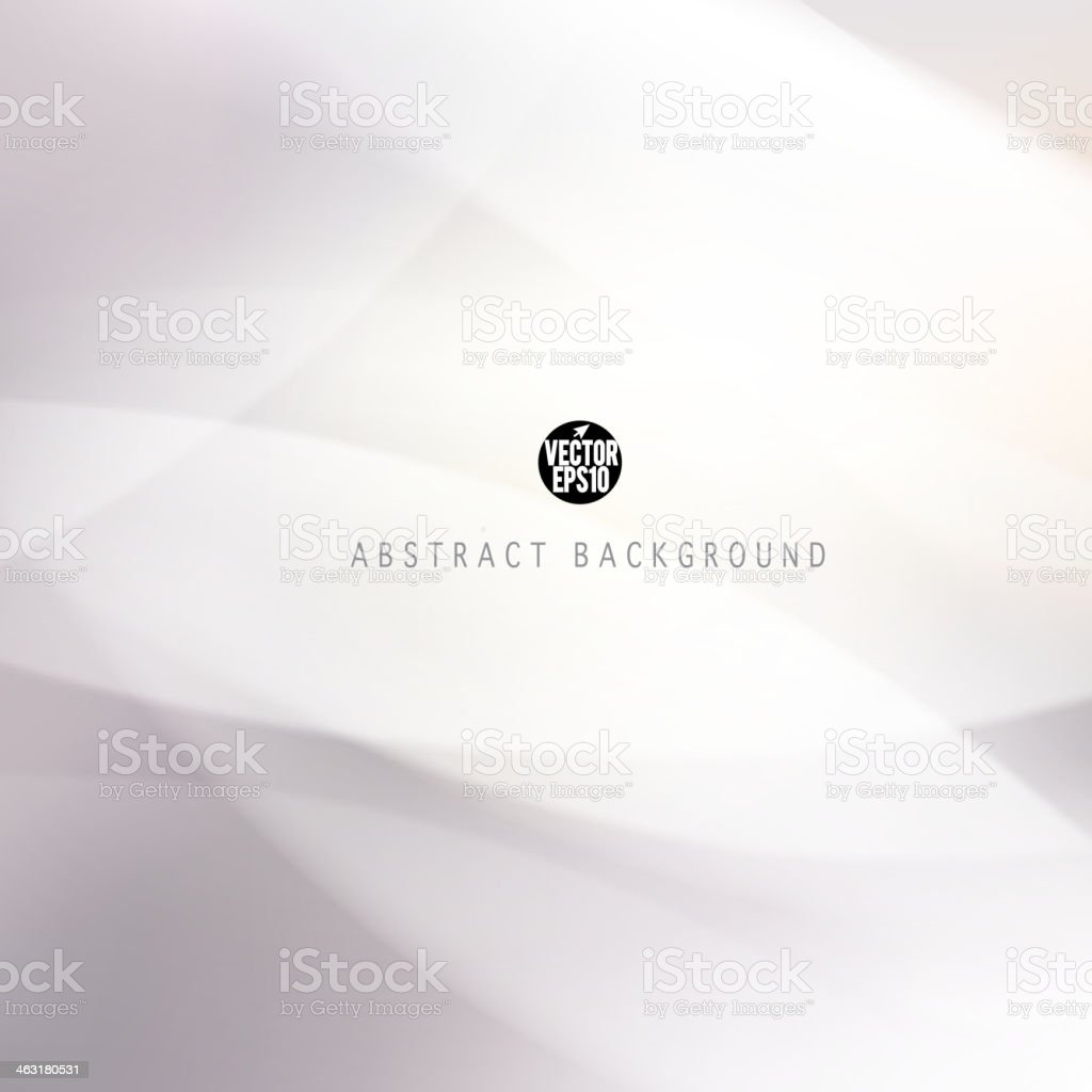 Abstract silk smooth flow background, vector illustration vector art illustration
