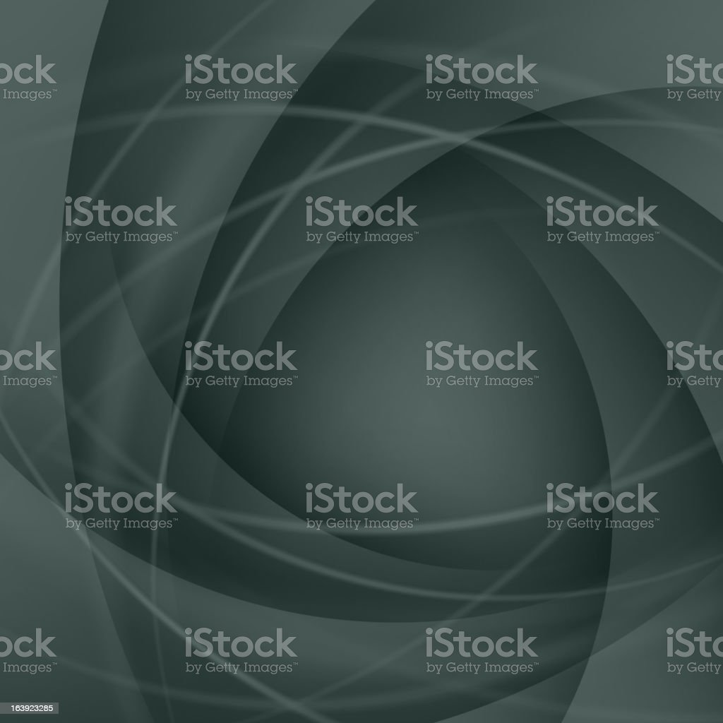 Abstract smooth twist light lines background royalty-free stock vector art