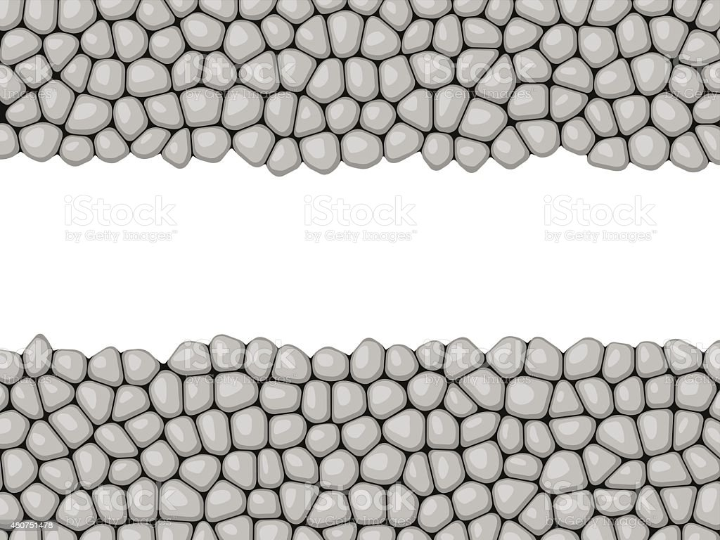 abstract  stone background vector art illustration