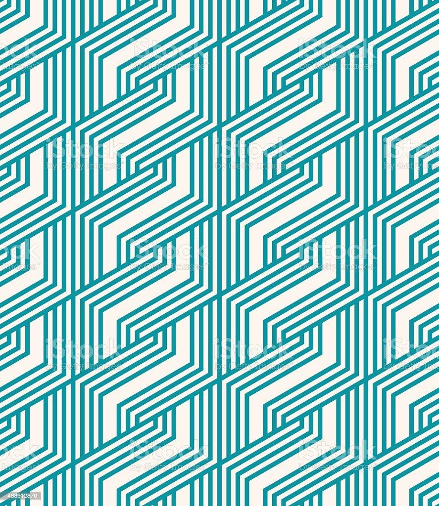 abstract striped pattern vector art illustration