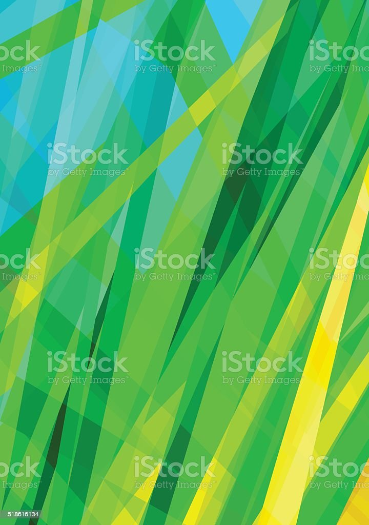 abstract stripes background vector art illustration