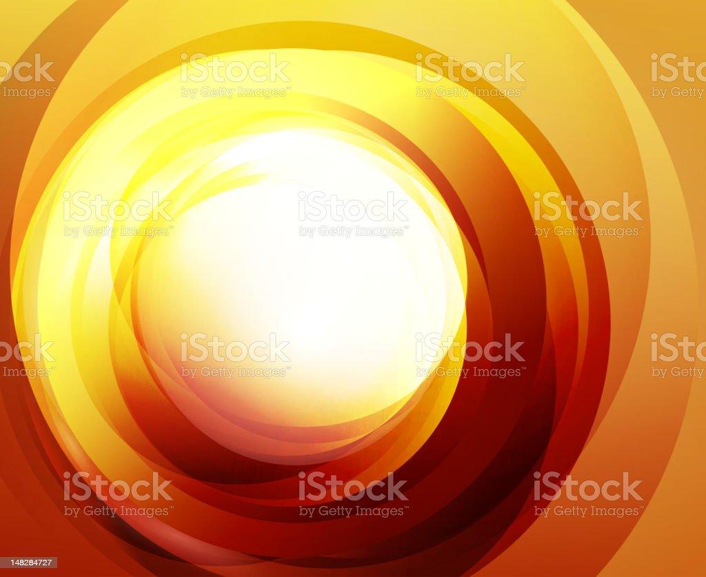 Abstract swirl design royalty-free stock vector art