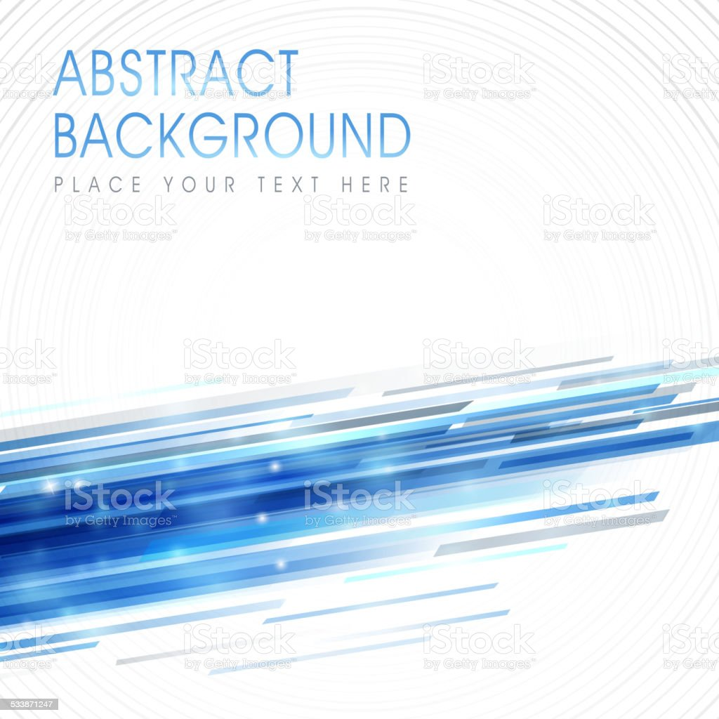 abstract technology background design for poster vector art illustration