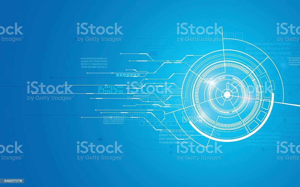abstract technology telecoms innovation concept  background flat futuristic design vector art illustration