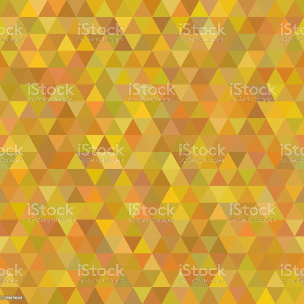 Abstract Triangle Seamless Pattern Background for Design royalty-free stock vector art