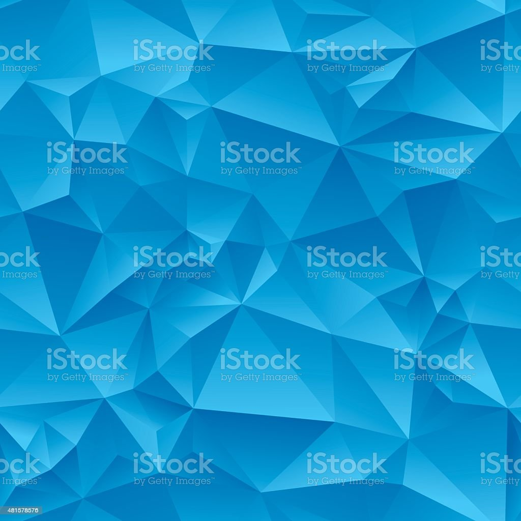 Abstract Triangles Seamless Tile vector art illustration