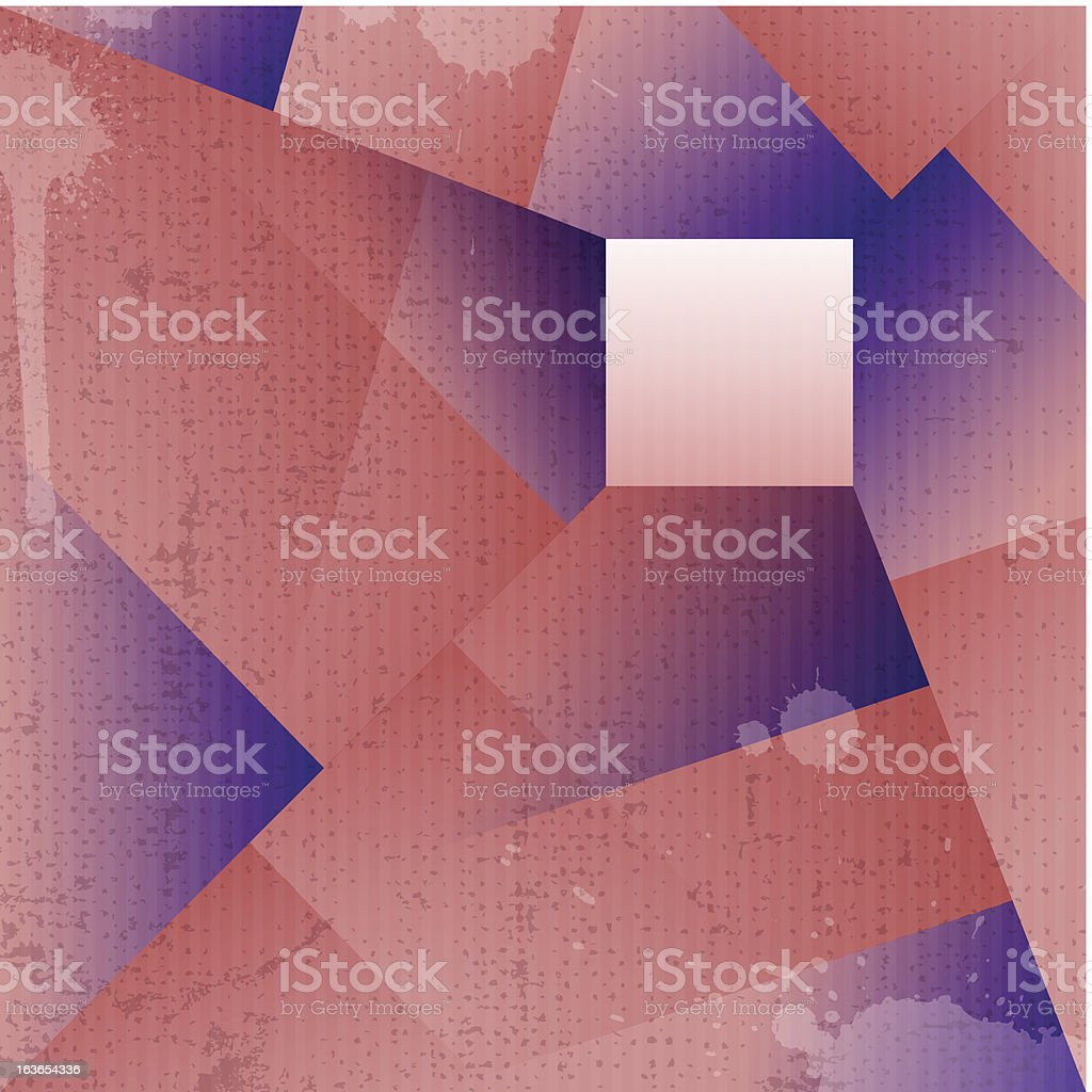 Abstract vector background for design royalty-free stock vector art