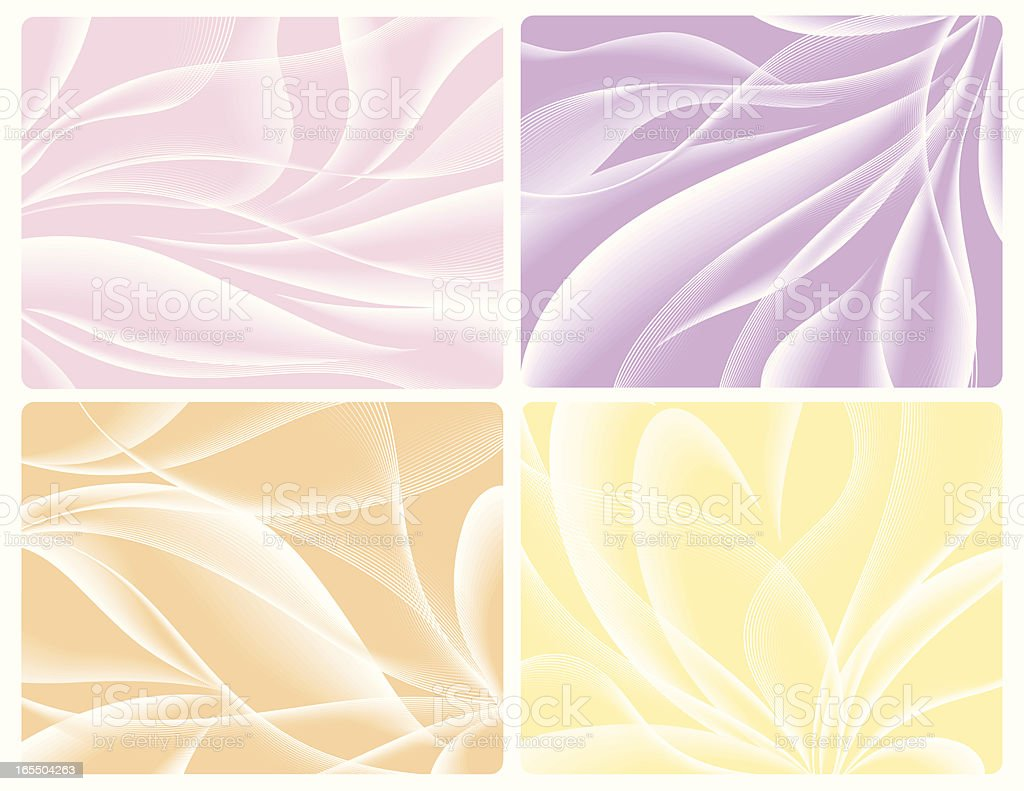 Abstract Vector Backgrounds vector art illustration