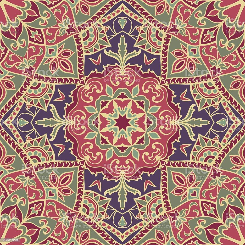 Abstract vector pattern. vector art illustration