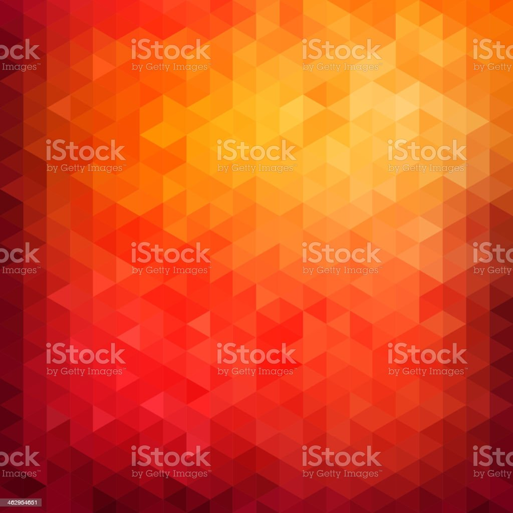 Abstract vibrant background royalty-free stock vector art