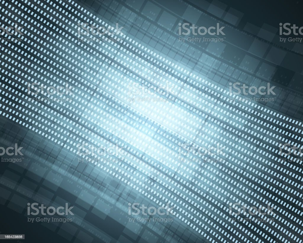 Abstract virtual technology vector background royalty-free stock vector art