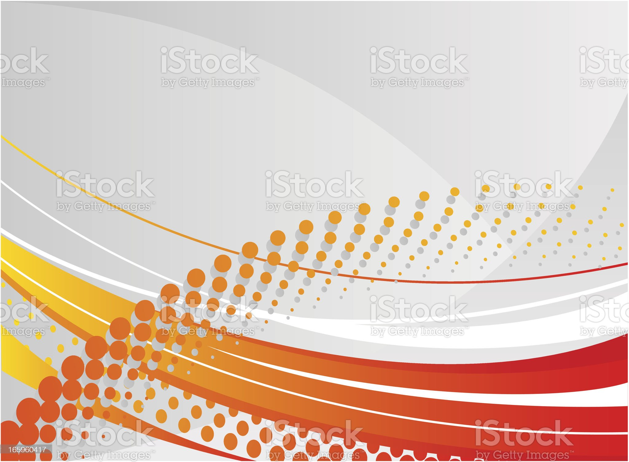 abstract wavy background royalty-free stock vector art