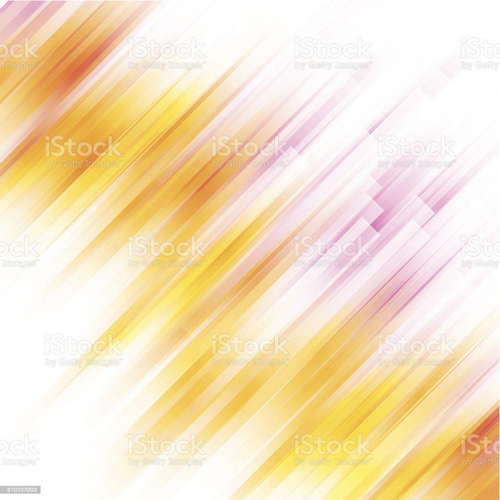 abstract yellow technology light pattern background vector art illustration