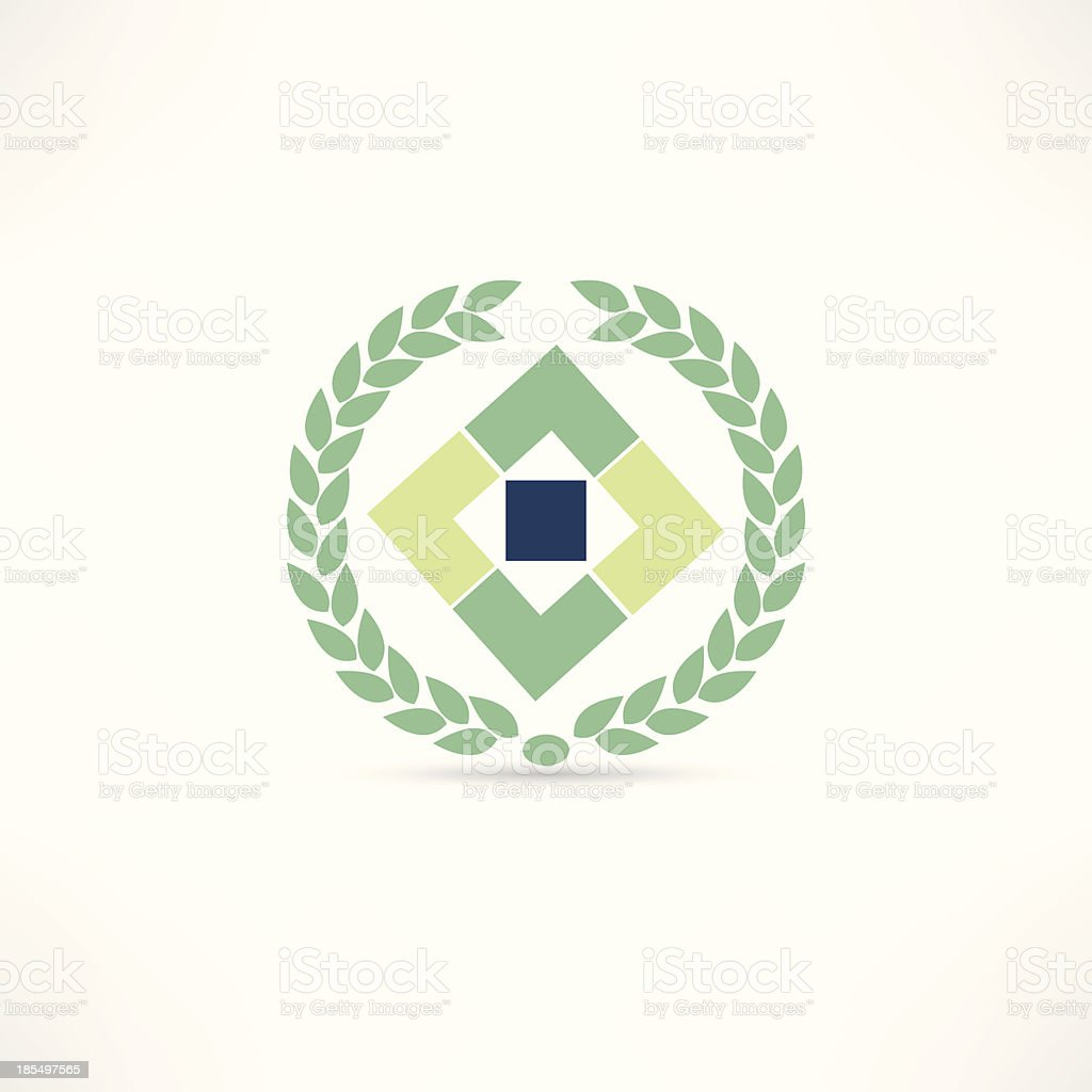 abstraction icon royalty-free stock vector art