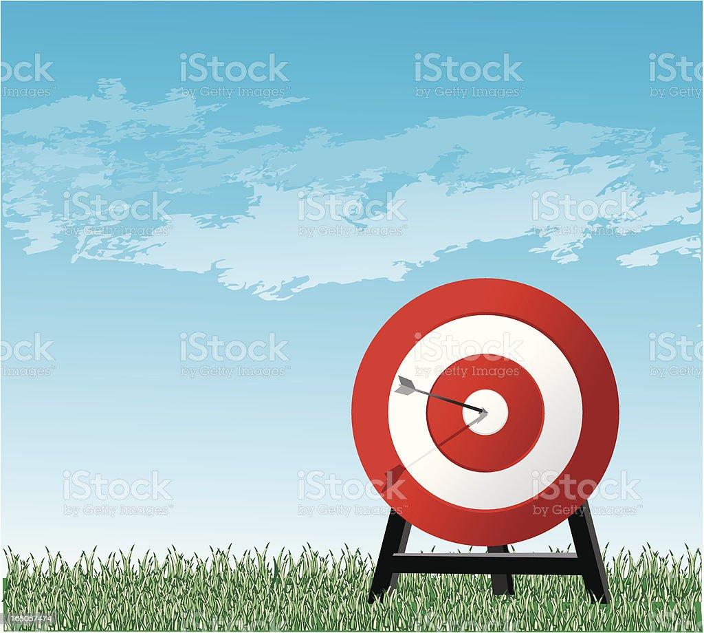 accuracy royalty-free stock vector art