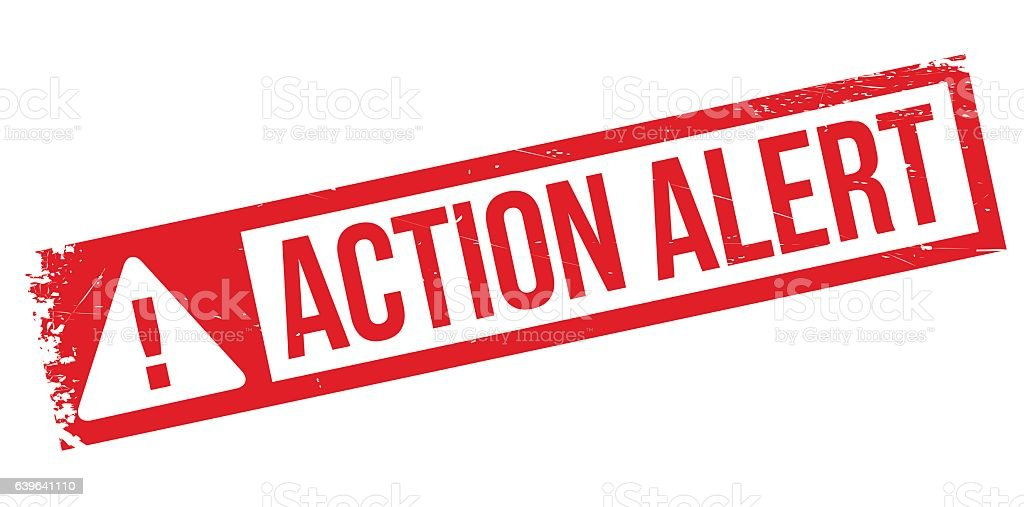 Action Alert Clip Art Cliparts