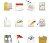 Administrative Icons