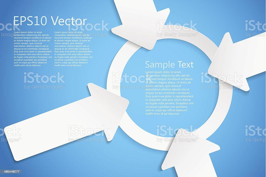aim vector art illustration