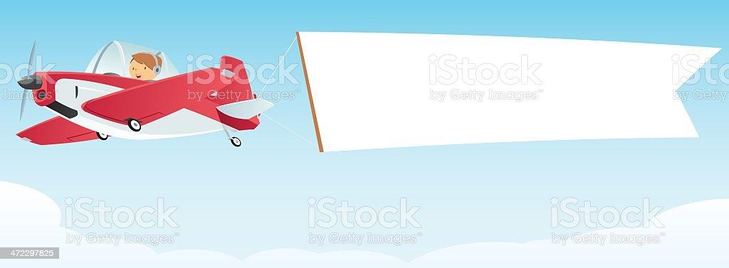 Air Message vector art illustration