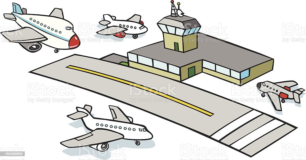 airport gate clipart - photo #41