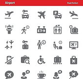 Airport Icons - Set 4