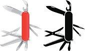 All purpose knife