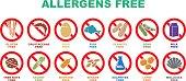 allergens free
