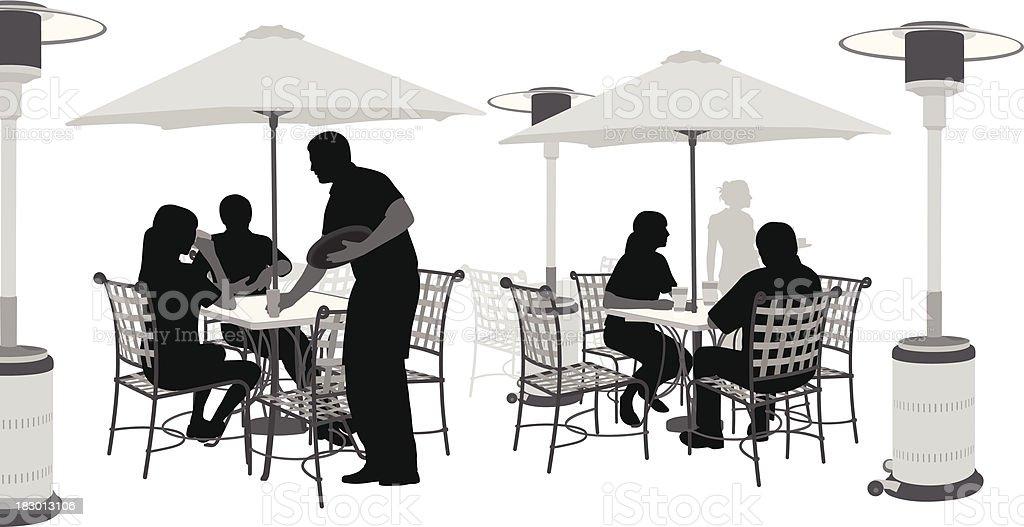 All-Weather vector art illustration