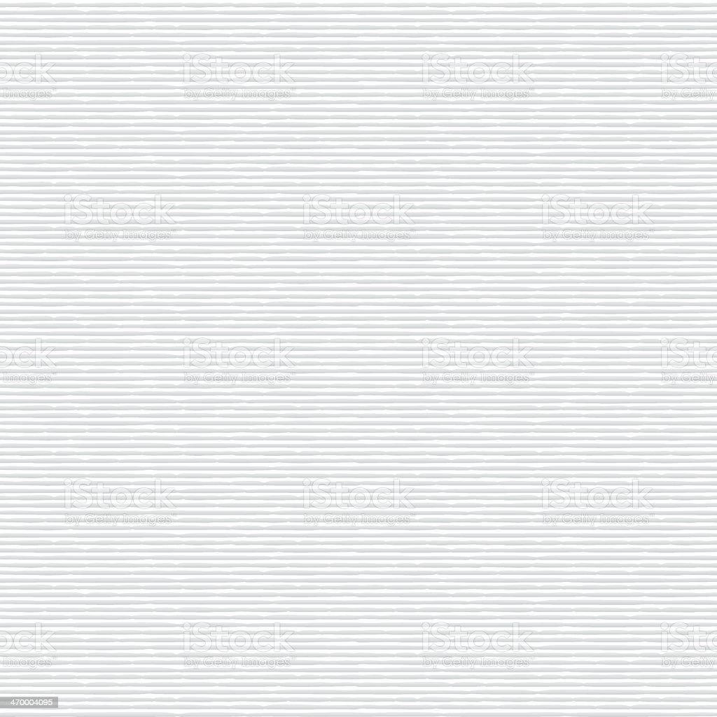 All-white paper texture background with horizontal lines vector art illustration