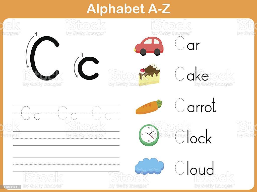 Alphabet Tracing Worksheets A Z - Davezan