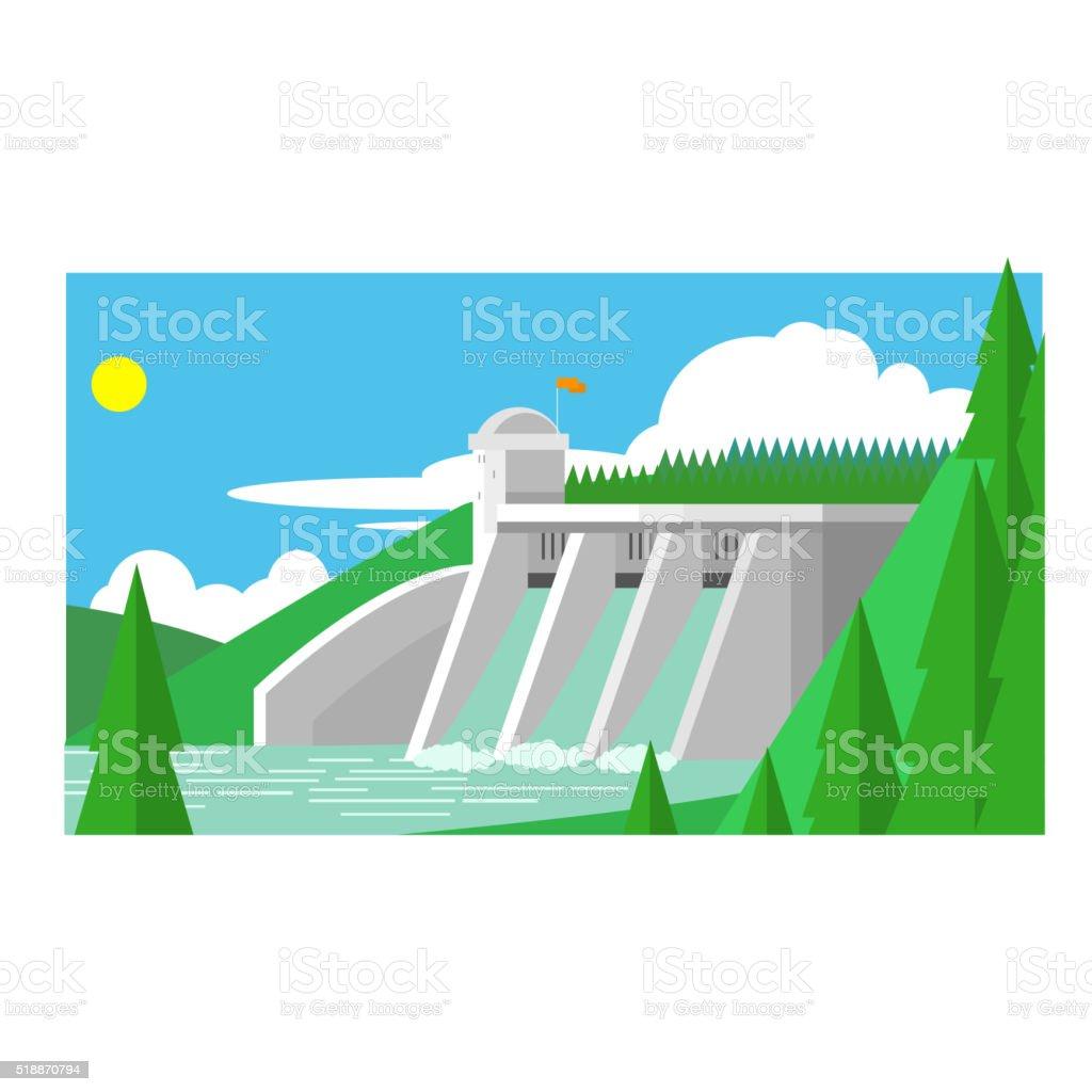 Dam vector