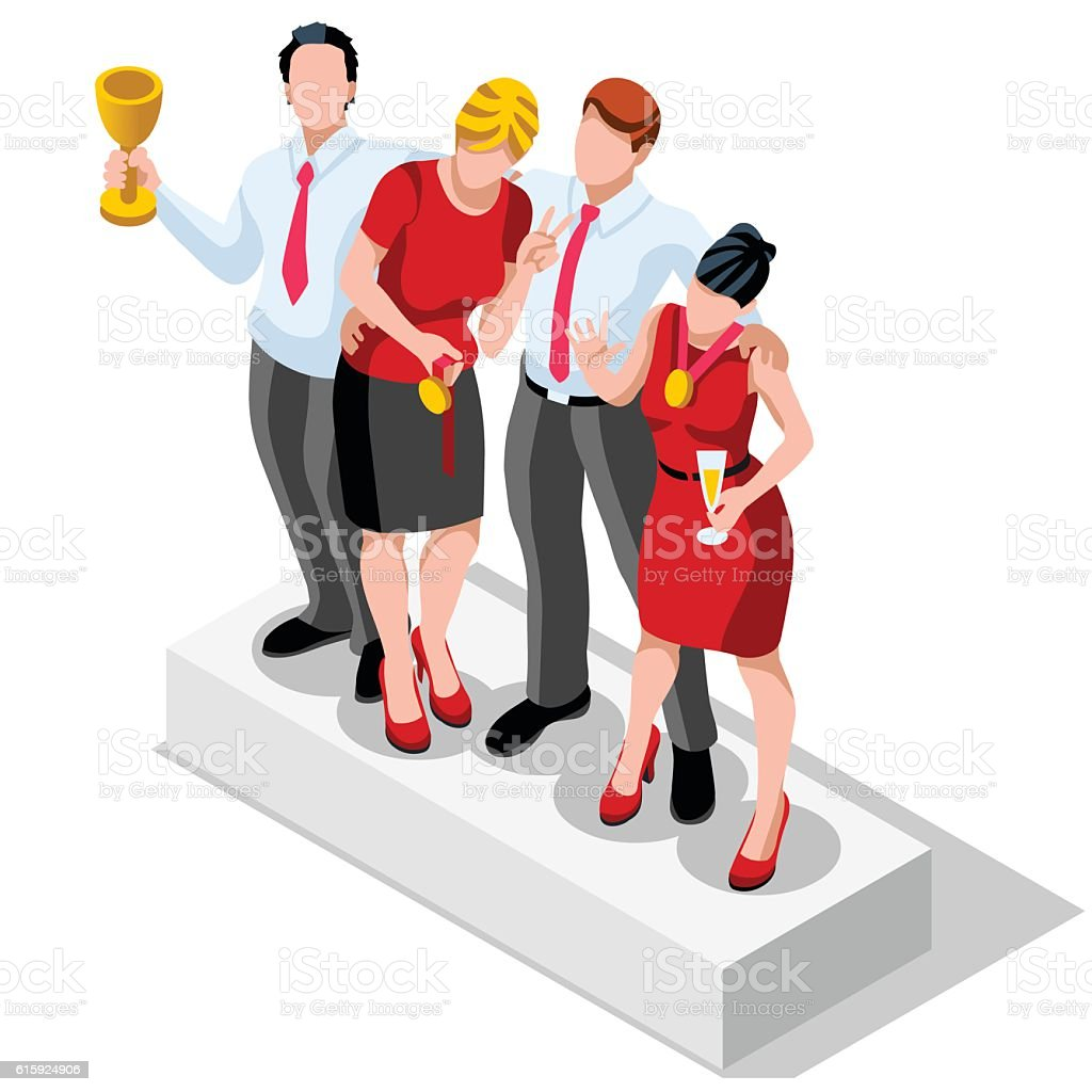ambitious business change career ambitions vector concept stock ambitious business change 14 career ambitions vector concept royalty stock vector art