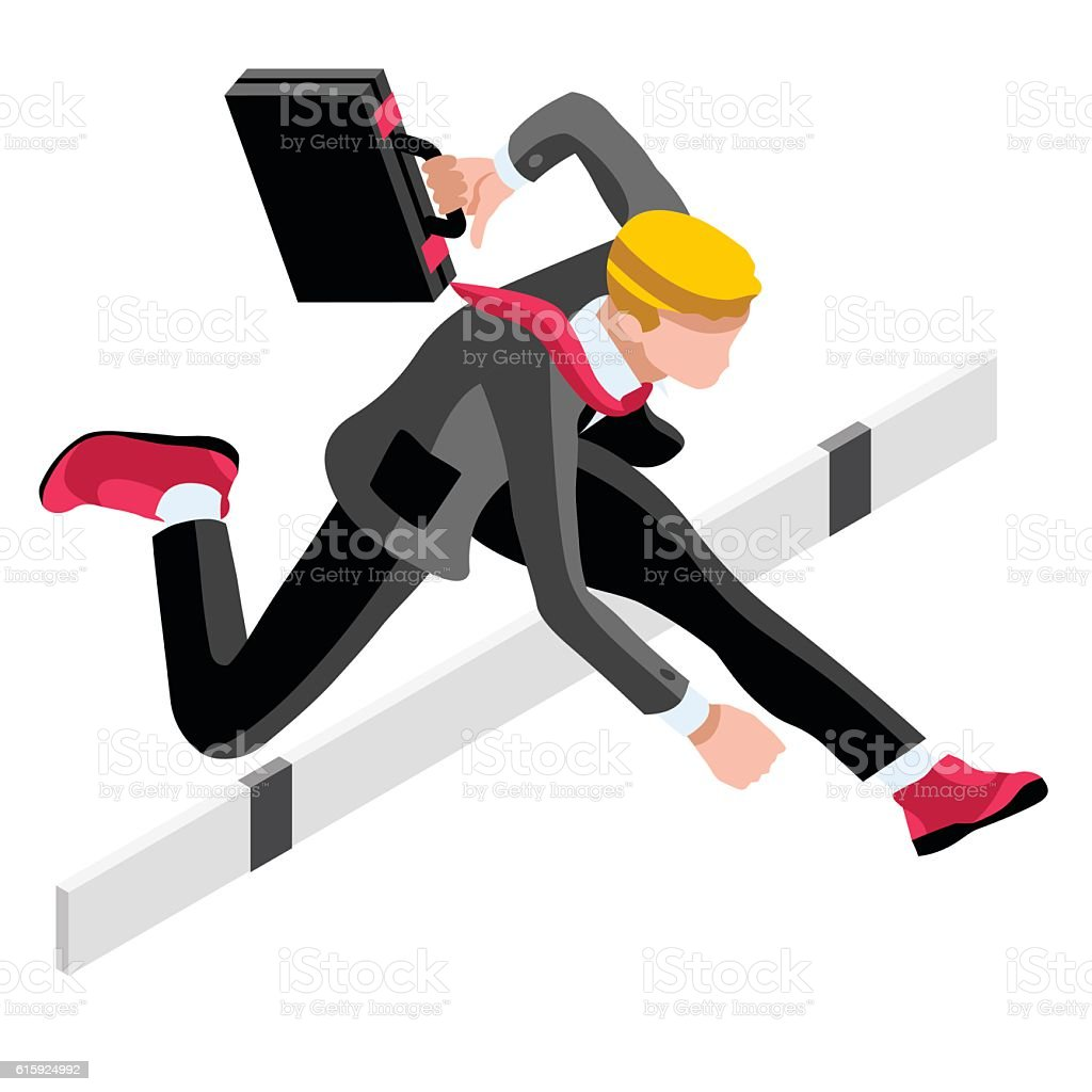 ambitious business change career ambitions vector concept stock ambitious business change 45 career ambitions vector concept royalty stock vector art