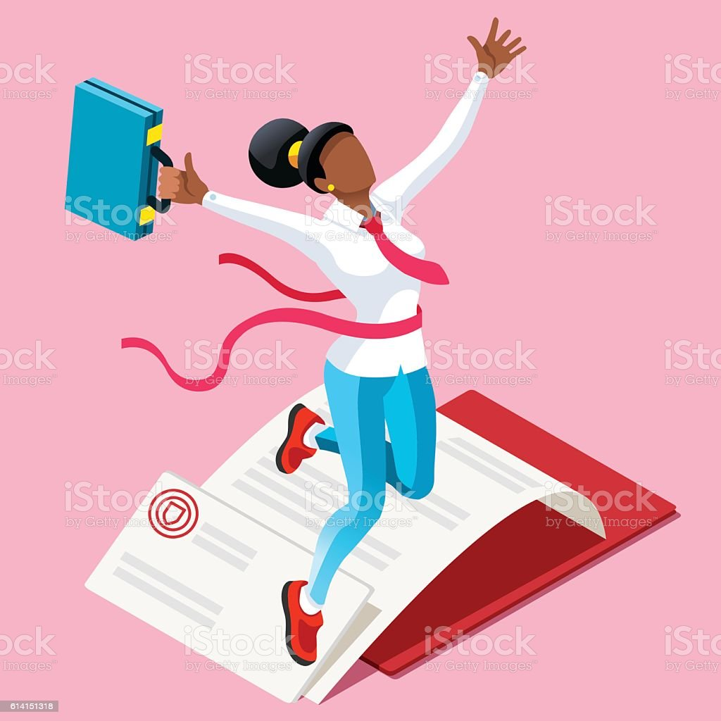 ambitious business change career ambitions vector concept stock ambitious business change 84 career ambitions vector concept royalty stock vector art