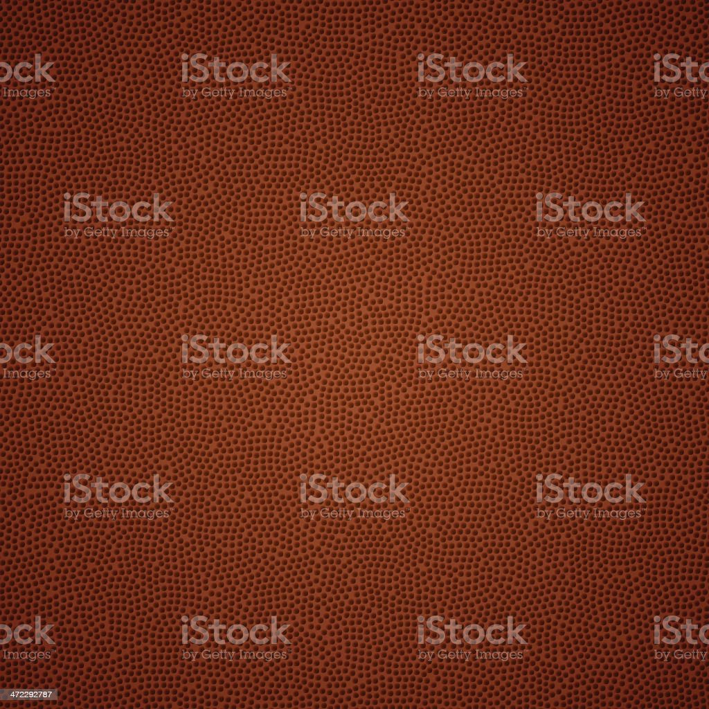American Football Texture vector art illustration