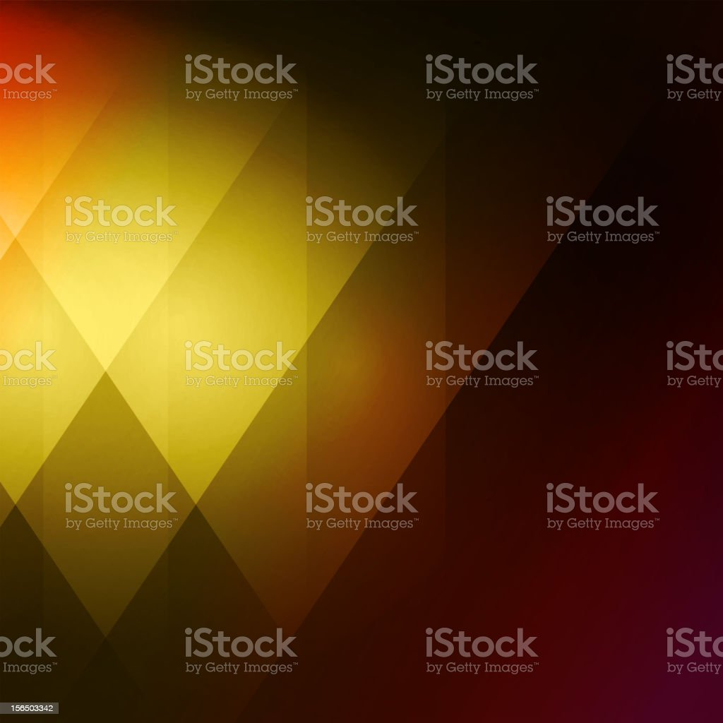 An abstract modern mosaic background royalty-free stock vector art