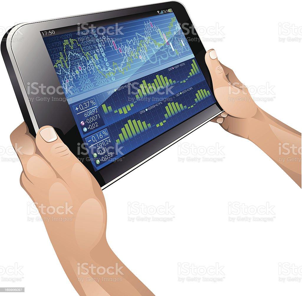 Analysis royalty-free stock vector art