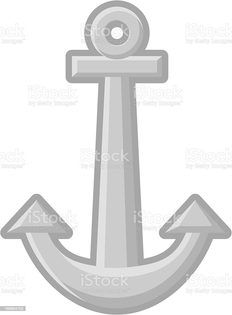 anchor royalty-free stock vector art
