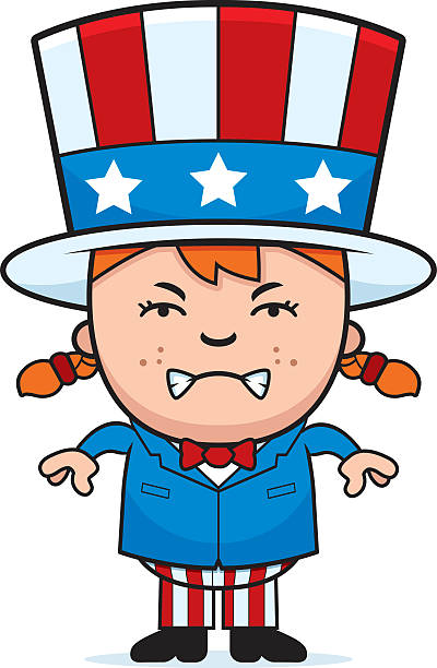 Angry Uncle Sam Clip Art, Vector Images & Illustrations - iStock