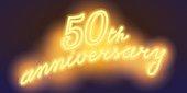 anniversary 50 years