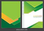年次報告書の表紙デザイン