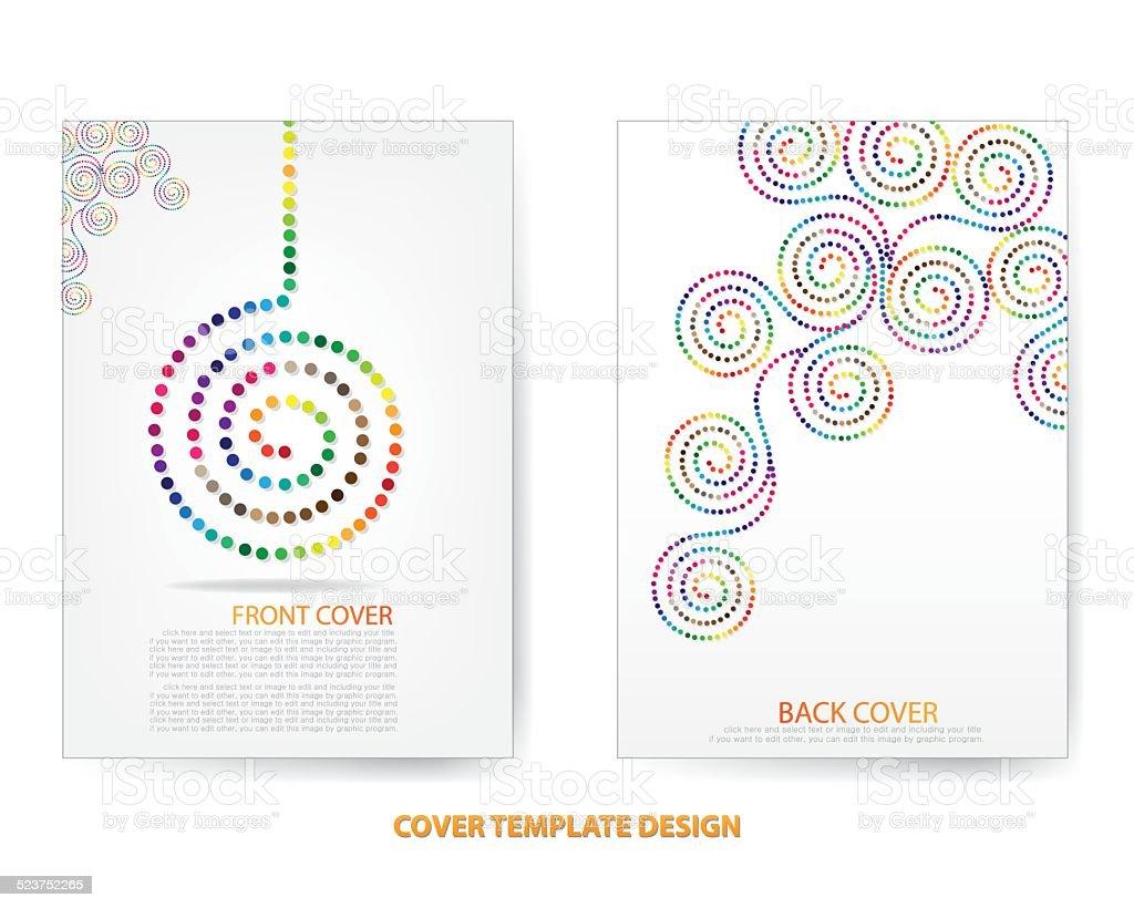 annual report cover design stock vector art 523752265 istock 1 credit